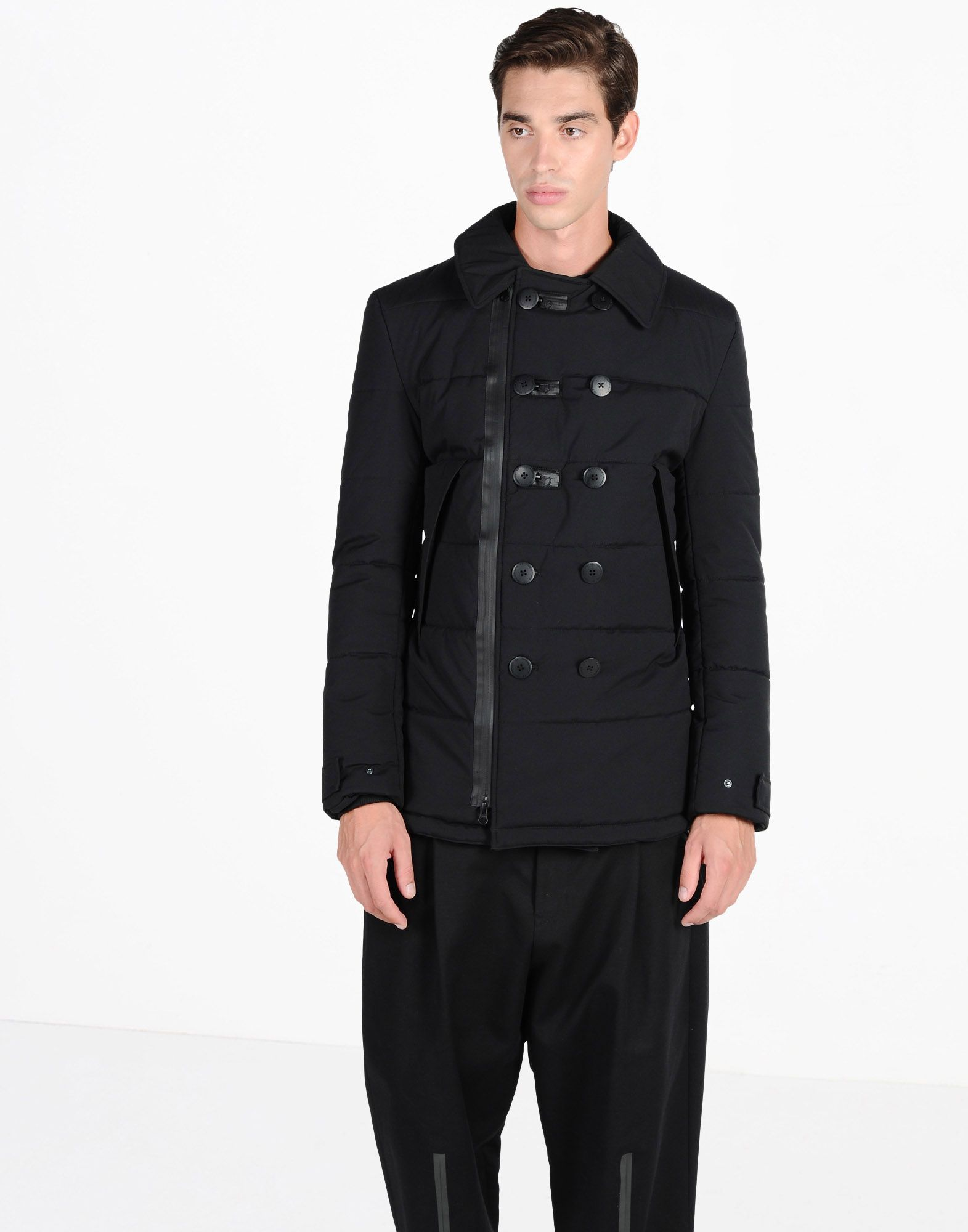Y-3 MATTE DOWN COAT COATS & JACKETS man Y-3 adidas