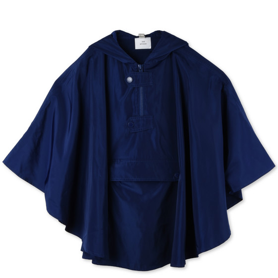 Blue Froggie Raincoat Cape