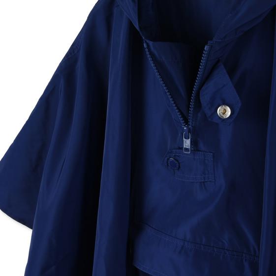 Blue Froggie Raincoat Cape