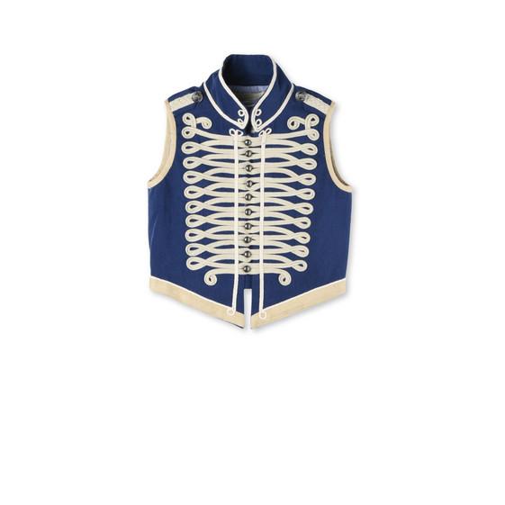 Blue Jay Vest