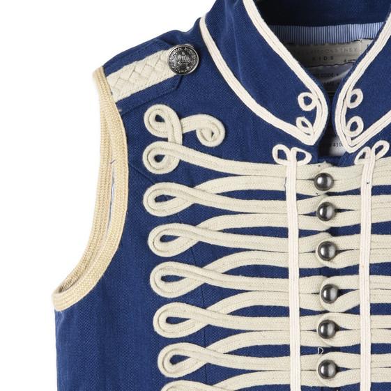 Blue Jay Waistcoat