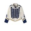 STELLA McCARTNEY KIDS White Will Jacket Outerwear E f
