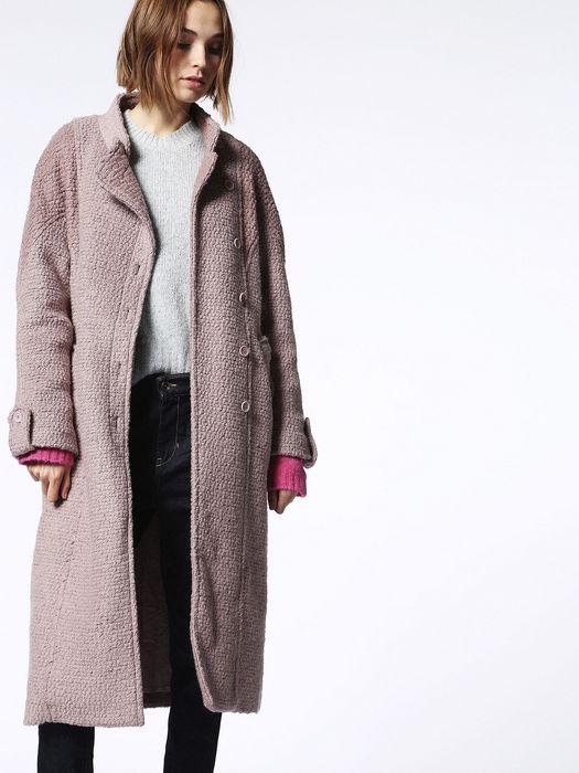 DIESEL W-AURI Winter Jacket D a