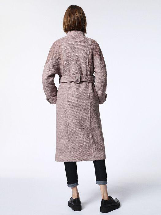 DIESEL W-AURI Winter Jacket D e