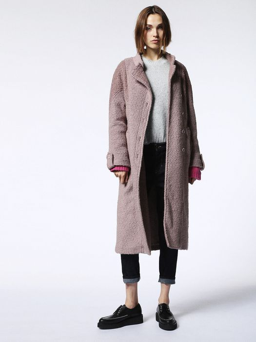 DIESEL W-AURI Winter Jacket D f
