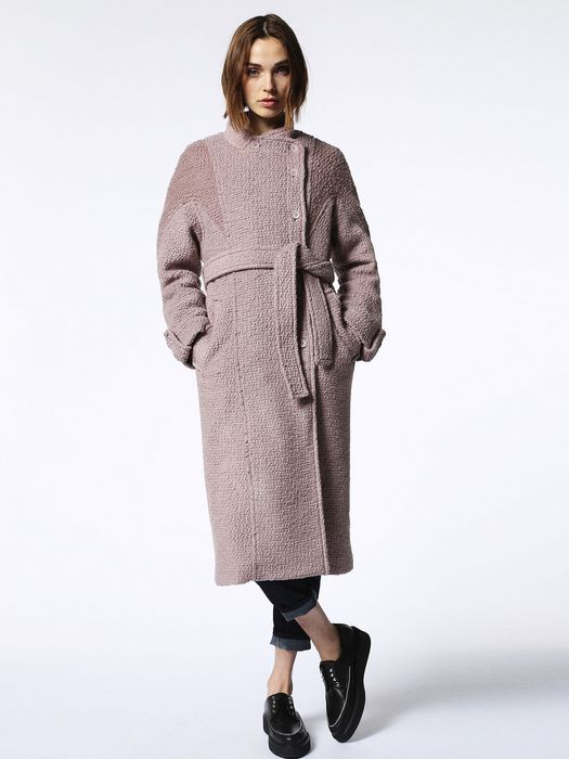 DIESEL W-AURI Winter Jacket D r