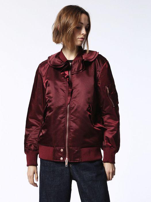 DIESEL G-ALMUNDA Jackets D f
