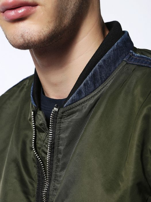 DIESEL J-HOWLER Jackets U b