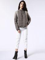 DIESEL W-DRIVE Winter Jacket D r