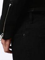 DIESEL L-JASPER-ED Leather jackets U h