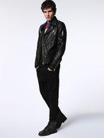 DIESEL L-JASPER-ED Leather jackets U r