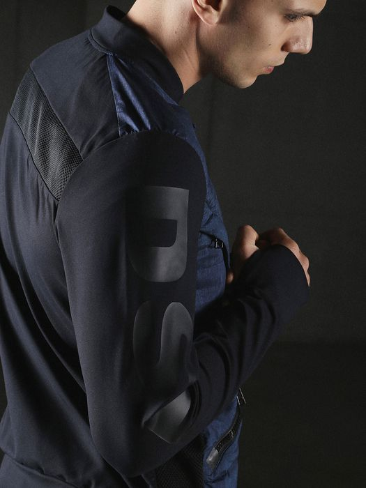 DIESEL MO-J-EMORY-TRIS Jackets U h