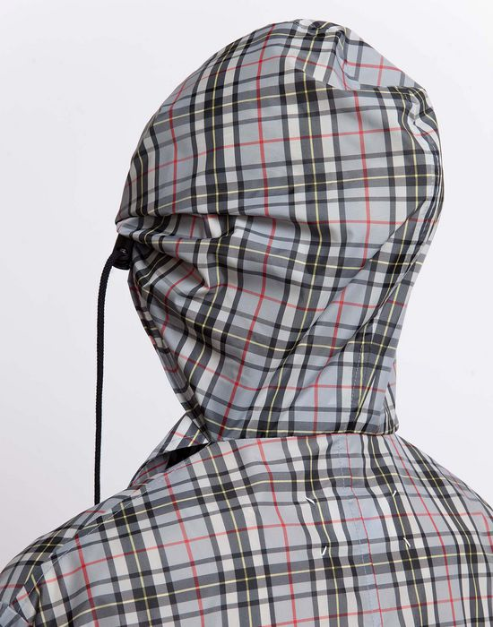MAISON MARGIELA Look 27: Checked Workwear Jacket Jacket D a