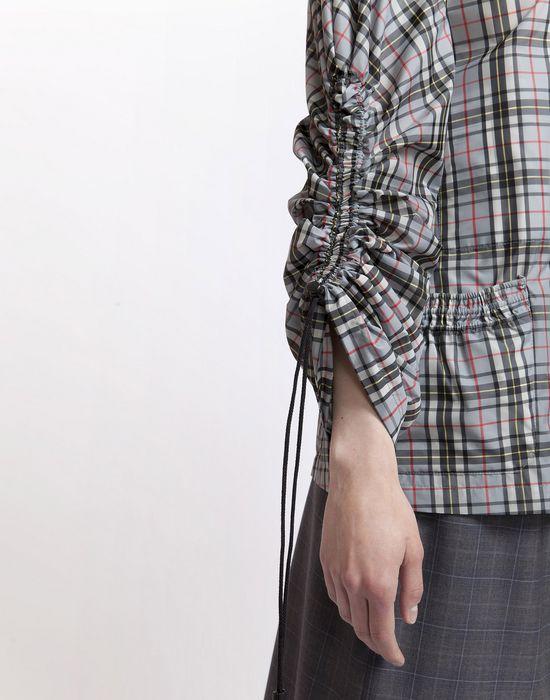 MAISON MARGIELA Look 27: Checked Workwear Jacket Jacket D e