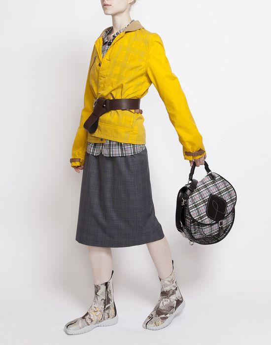 MAISON MARGIELA Look 27: Checked Workwear Jacket Jacket D f