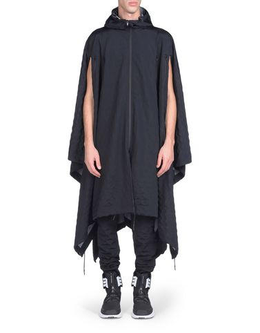 Y-3 SPACE TRACK PONCHO COATS & JACKETS woman Y-3 adidas