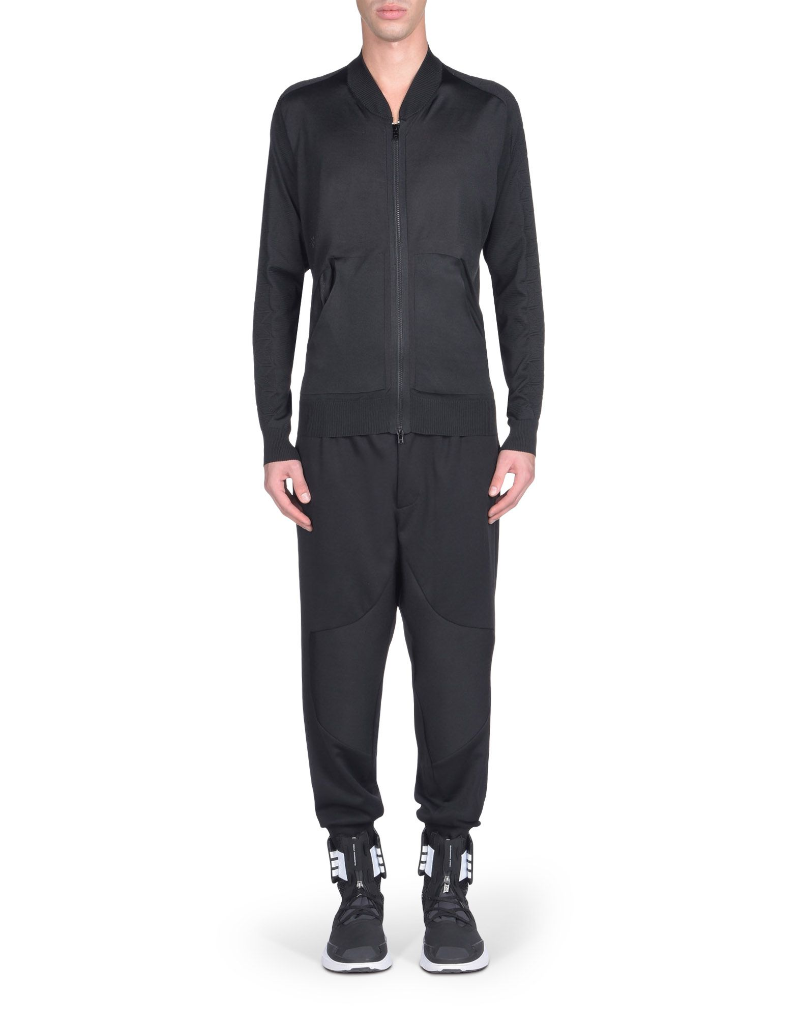 Y-3 KNIT BOMBER JACKET COATS & JACKETS man Y-3 adidas