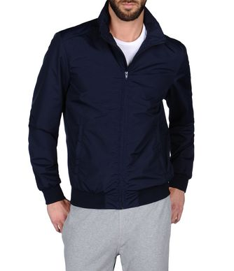 NAPAPIJRI ATAJ MAN SHORT JACKET,DARK BLUE