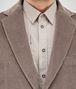 BOTTEGA VENETA GIACCA IN VELLUTO CORDUROY STEEL Outerwear e giacca Uomo ap