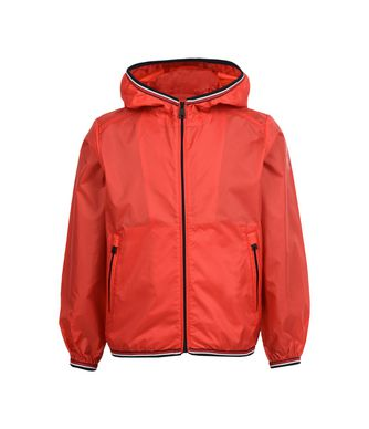 NAPAPIJRI K AUGUSTA KID KID SHORT JACKET,RED
