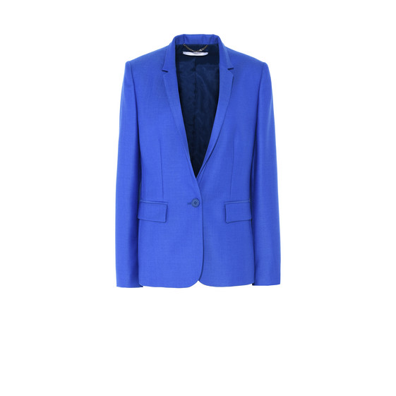 Giacca Fleur Blu