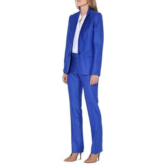 Blue Fleur Jacket