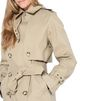 STELLA McCARTNEY Aylin Trench  Trench Coat D a