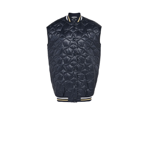 Sabine Sleeveless Quilted Jacket