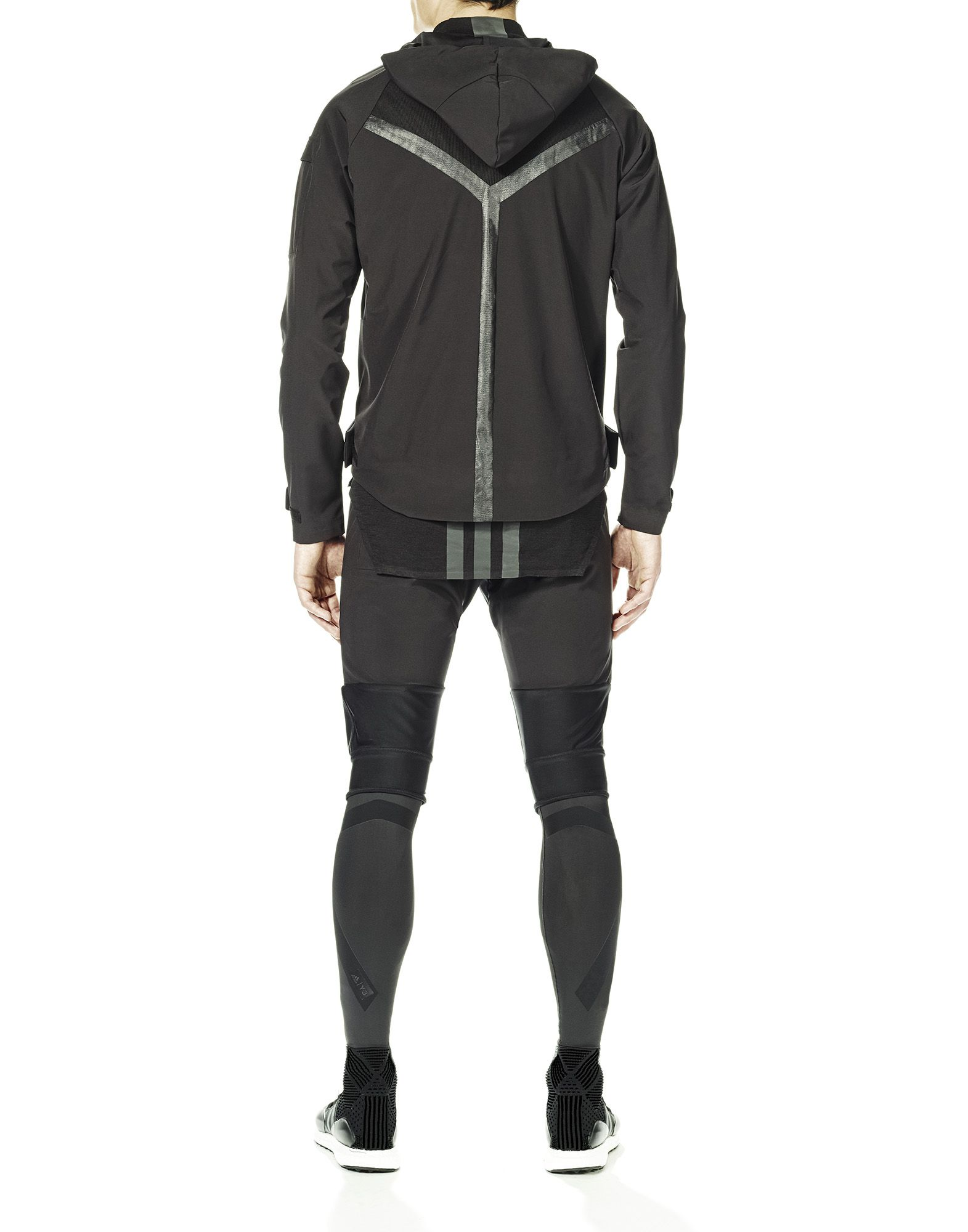 Y 3 SPORT 3 LAYER WATERPROOF JACKET, Jackets for Men | Y-3.com