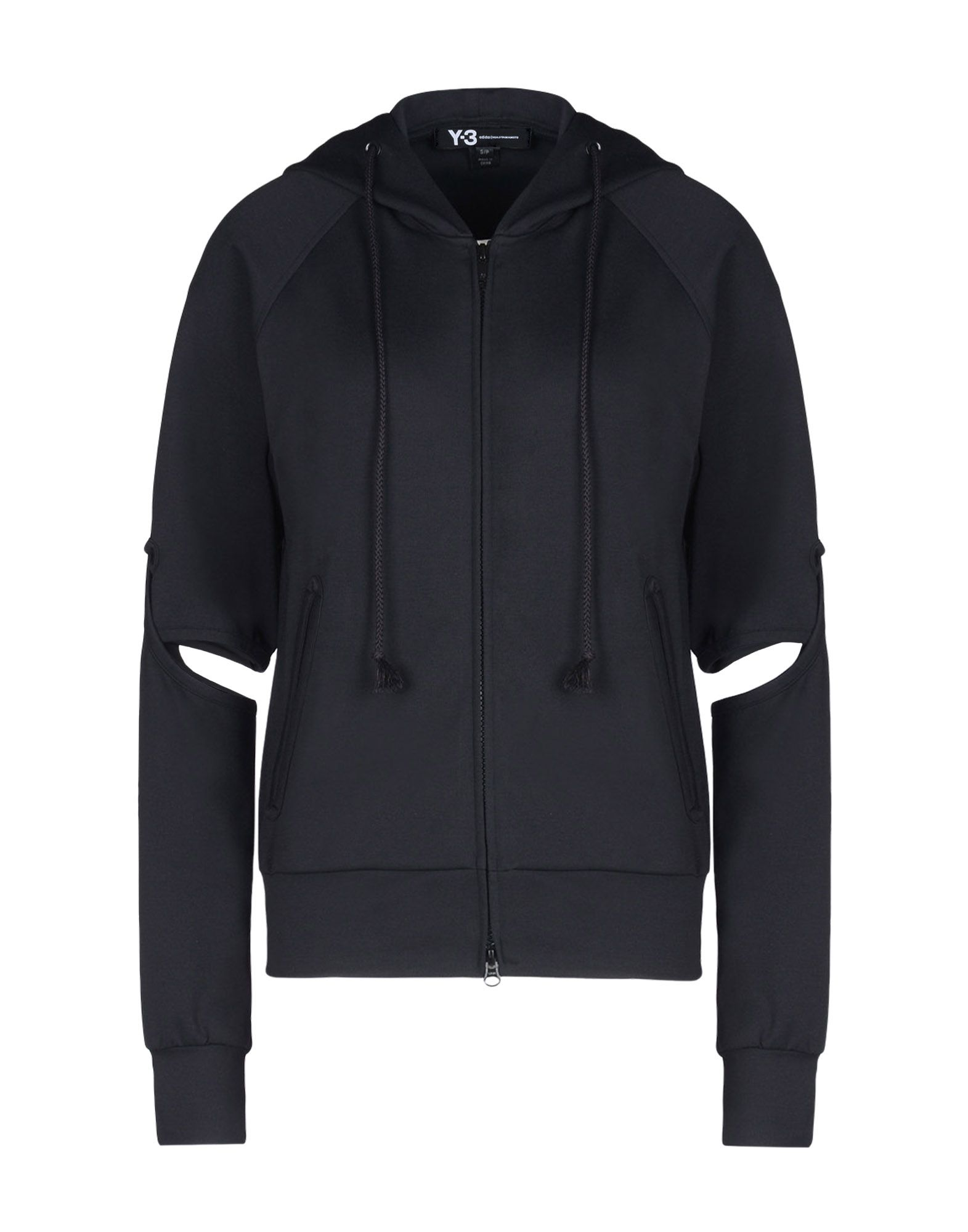 Y 3 LUX JACKET Hooded Sweatshirts for Women | Adidas Y-3 Official ...