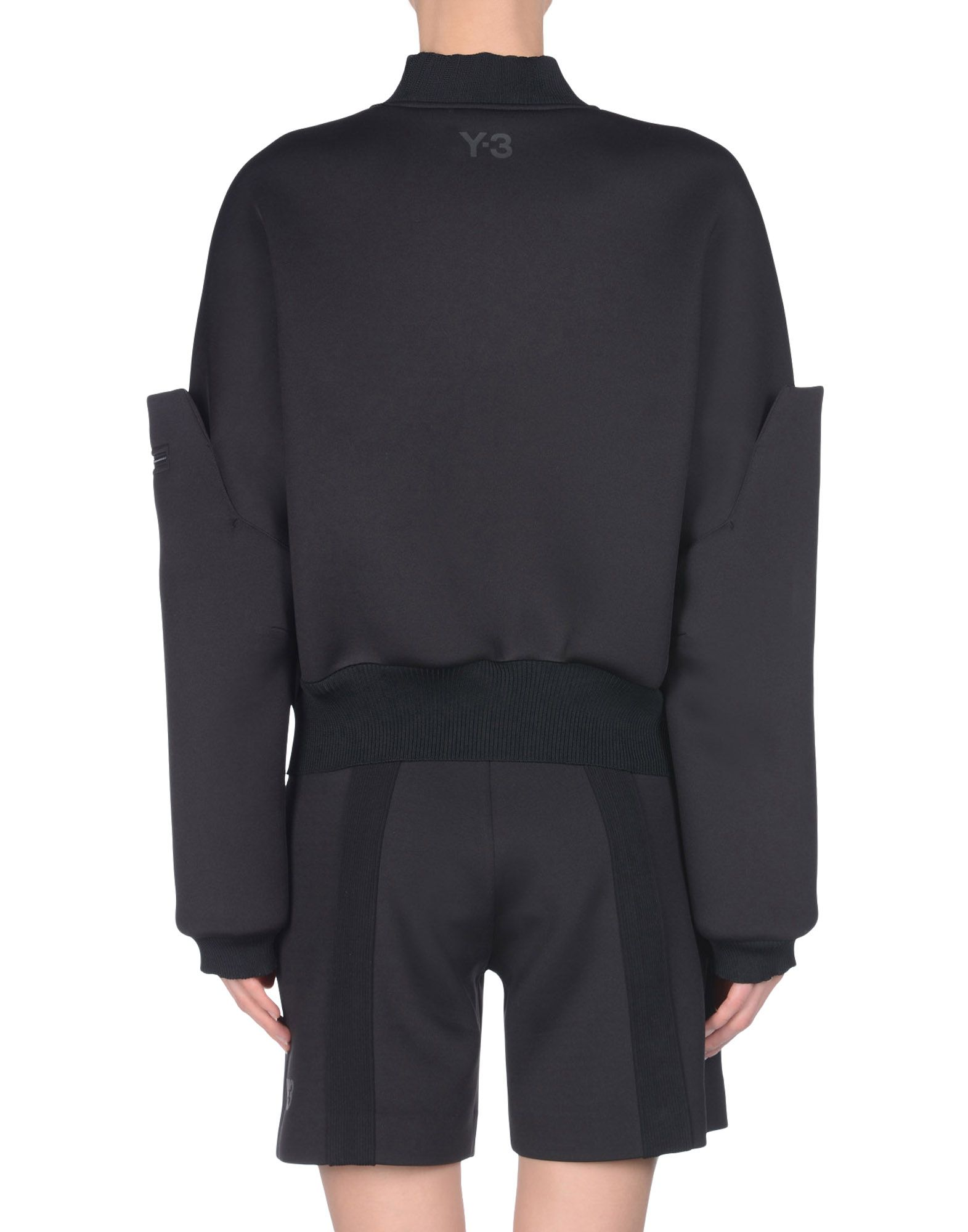 Y-3 SPACER LUX BOMBER COATS & JACKETS woman Y-3 adidas