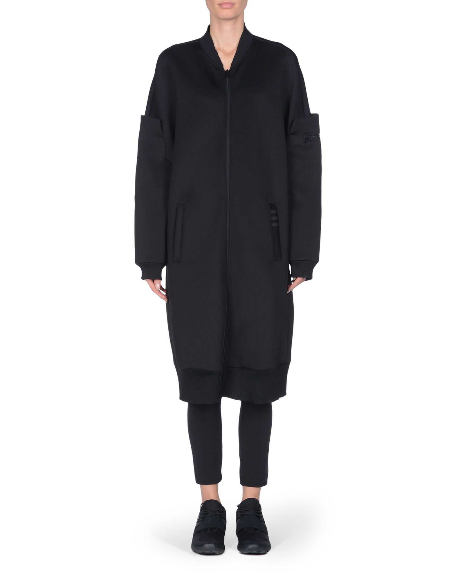 Y-3 SPACER LUX L BOMBER COATS & JACKETS woman Y-3 adidas