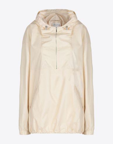 MAISON MARGIELA Technical poplin jacket Jacket D f
