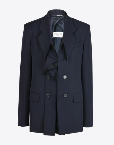 MAISON MARGIELA 1 Blazer D Wool blazer f