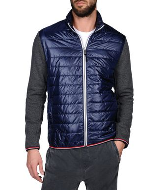 NAPAPIJRI ALEDON MAN PADDED JACKET,DARK BLUE