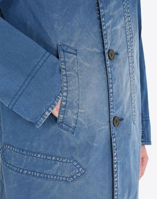 MAISON MARGIELA 10 Denim sports jacket Full-length jacket Man b
