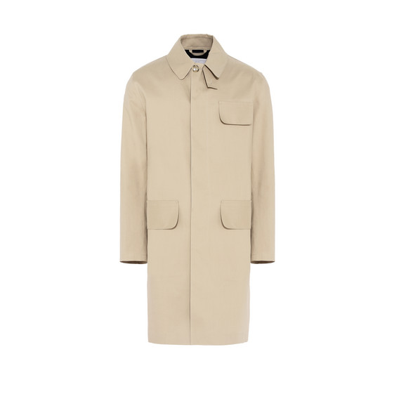 Bonded Cotton Technical Trench