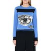 STELLA McCARTNEY Eye Intarsia Jumper Round neck D d