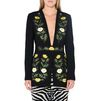 STELLA McCARTNEY Embroidered Evening Jacket  Blazer D d