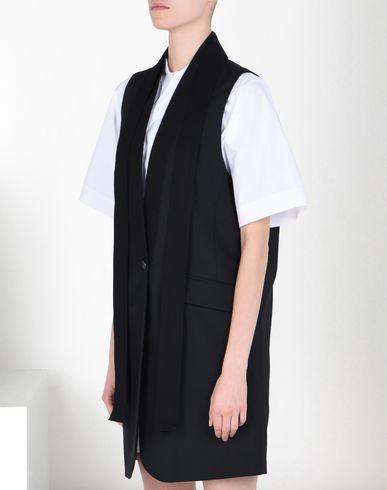 MM6 by MAISON MARGIELA Vest D Ribbon Gilet f