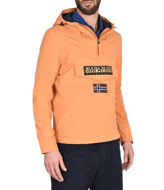 NAPAPIJRI RAINFOREST SLIM SUMMER MAN RAINFOREST,OCHRE