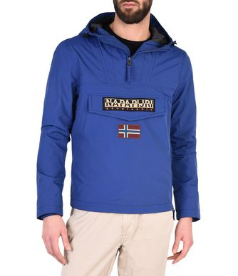 NAPAPIJRI RAINFOREST SLIM SUMMER HOMME RAINFOREST,BLEU