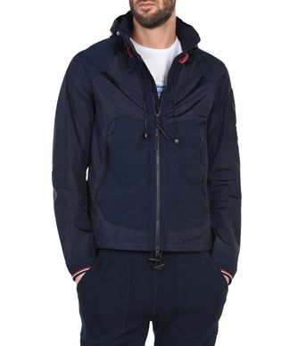 NAPAPIJRI ALLAWAH MAN SHORT JACKET,DARK BLUE