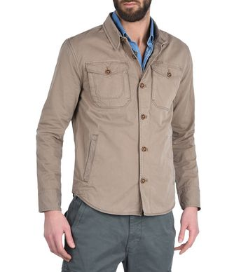 NAPAPIJRI ASTRAL MAN SHORT JACKET,KHAKI