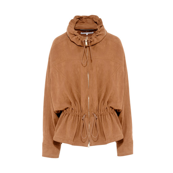 Alter Suede Freda Jacket