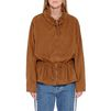 STELLA McCARTNEY Alter Suede Freda Jacket Short D d