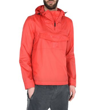NAPAPIJRI ASHEVILLE MAN RAINFOREST,RED