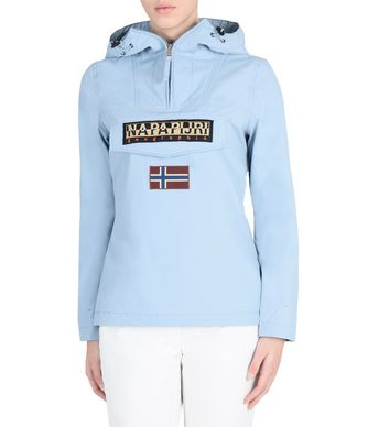 NAPAPIJRI RAINFOREST WOMAN SUMMER WOMAN RAINFOREST,SKY BLUE