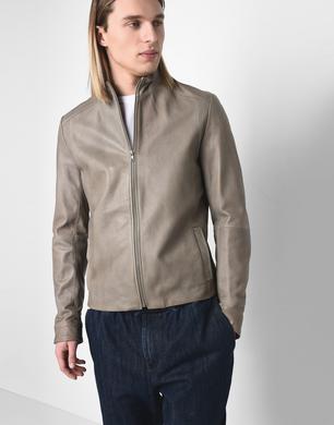 TRUSSARDI - Кожаная куртка