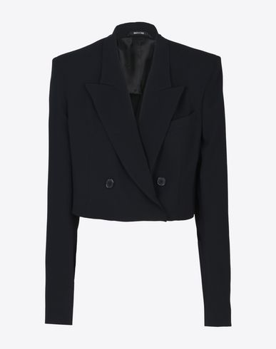 MAISON MARGIELA 4 Blazer D Cropped blazer f